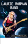 Laurie Morvan Band GRAVITY CD cover