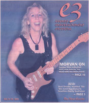 Laurie Morvan cover story Entertainment Guide Champaign News Gazette