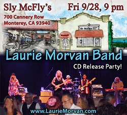 Sly McFlys with Laurie Morvan Band on Sept 28 2018