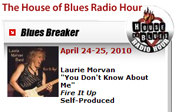 Laurie Morvan House of Blues Radio Hour Blues Breaker