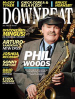 Downbeat Magazine CD review