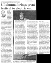 Ellnora Guitar Festival Review