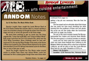 Random Lengths feature article on Laurie Morvan Band